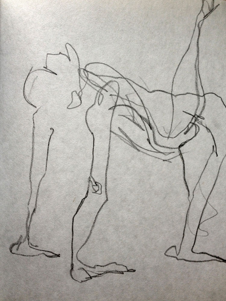 Gesture Drawing - ArtArena
